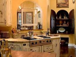 kitchen 27 tuscan decor kitchen with pendant lighting and