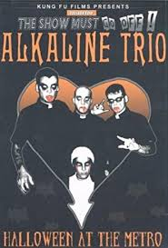 Halloween Dvd Alkaline Trio Live On Halloween Dvd Amazon Co Uk Alakline