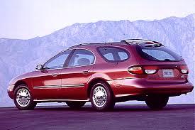 1996 Ford Taurus Interior 1996 99 Ford Taurus Consumer Guide Auto