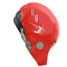 Ebay Halloween Props Xcoser Red Hood Mask Full Face Helmet Pvc Mask For Cosplay Props
