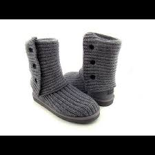 ugg sweater slippers sale 55 ugg boots for shyshyth 7 ugg gray sweater boots