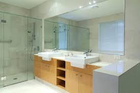 Frameless Bathroom Mirror Large Beautiful Large Frameless Bathroom Mirror Or Large Bathroom Mirror