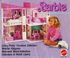 1987 barbie living pretty furniture collection catalogue flickr