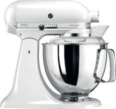 kitchenaid le livre de cuisine kitchenaid artisan pâtissier multifonction 4 8 l blanc