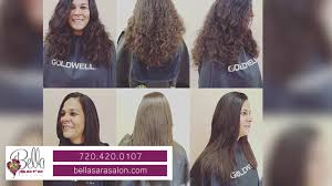 bella sara salon beauty salons in wheat ridge youtube