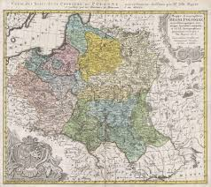 Mdc Map File 1750 Homann Heirs Map Of Poland Geographicus Poloniae