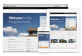 free real estate wordpress theme with property management