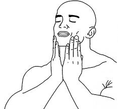 Sweating Guy Meme - the feels man eurokeks meme stock exchange