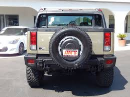 2005 used hummer h2 sut luxury pkg at jim u0027s auto sales serving