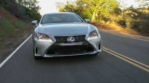 2017 lexus rc 200t 2017 lexus rc200t we drive lexus u0027 entry level coupe