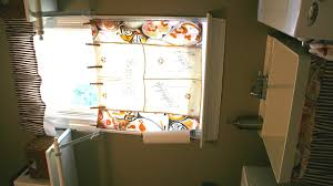 Laundry Room Curtains Sewing And Crafts Laundry Room Curtain And Valance Chic Tweaks