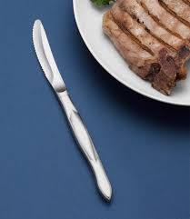 stainless table knife flatware by cutco
