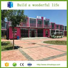 heya superior quality prefab container hotel for sale quality