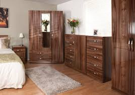 White High Gloss Bedroom Furniture Sets Cream Gloss And Walnut Bedroom Furniture Uv Furniture