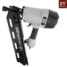 iron horse 3 1 2 in 21 degree full round head framing nailer with