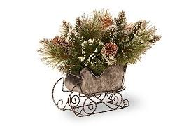 country christmas centerpieces country chic christmas decorating ideas for the home overstock