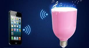 led light bluetooth speaker 19 90 led bluetooth garsiakalbis su pulteliu