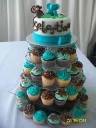 Cupcakes Para Baby Shower Ni Sin Fondant Pastel Fondant Baby Shower Ni O Sweetmama Nino Barcelona De 603x800