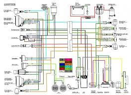 110cc chinese quad bike wiring diagram atv cdi for wiring