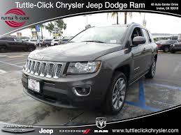 jeep cherokee orange tuttle click chrysler jeep dodge of irvine orange county used