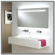 Heated Bathroom Mirror With Light Heated Bathroom Mirror Cabinet Uk Functionalities Net