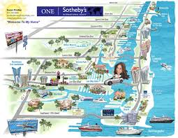 Miami Beach Bus Map Florida Keys Key West Travel Info Maps Available With The Fort