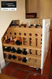 Under Kitchen Sink Pull Out Storage by Pull Out Wine Storage San Francisco By Custom Spaces Design