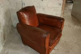 Leather Club Armchair Leather Club Armchair Antiques Atlas