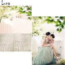 wedding vinyl backdrop white flower vinyl photography background for wedding wooden floor