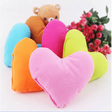 aliexpress com buy new dog cat nest cute heart shaped pillow
