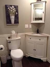 Corner Sink Bathroom Home Decorators Collection In W X In D Corner