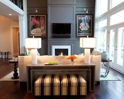 How To Decorate Sofa Table Sofa Nice Decorate Sofa Table Behind Couch Consoletables01 Jpg