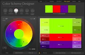 color scheme designer excellent html colour picker u2014 ash burton
