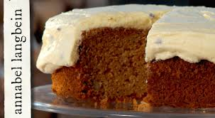 the ultimate banana cake with passionfruit honey frosting youtube
