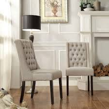 Tufted Dining Chair Modern Chairs Design All About White Desk Chair Zody Task Chair