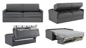 canapé convertible gris pas cher canapé convertible rapido en solde design d intérieur