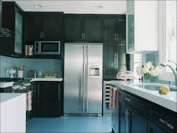Dark Blue Kitchen Kitchen White Kitchen Dark Floors Light Blue Kitchen Walls Blue