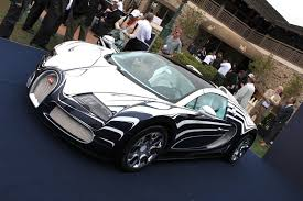 future flying bugatti bugatti veyron l u0027or blanc goes pop art the quail 2011