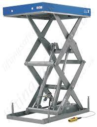 static fixed scissor lift tables lifting equipment specialists