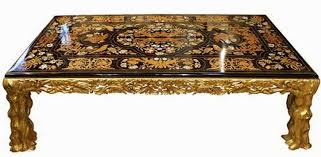 how big should a coffee table be the buzz on antiques how high should a coffee table be