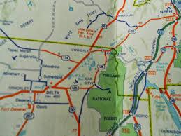Delta Utah Map by The Mystery Of Utah History Utah U0027s Oak City Almost Became U0027los