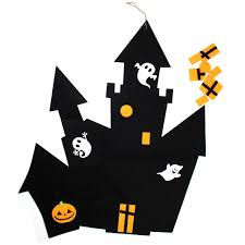 decorate your own house decorate your own felt haunted house