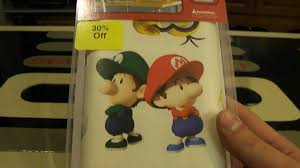 super mario peel and stick wall decals reusable youtube
