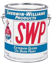 Sherwin Williams by Swp Exterior Oil Based Paint Sherwin Williams