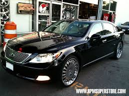 lexus ls custom 2008 lexus ls 460 specs and photos strongauto