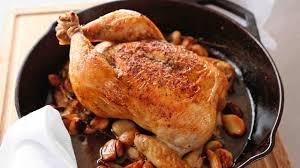 chicken with 40 cloves of garlic