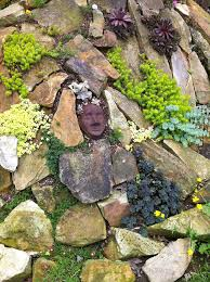 Best Plants For Rock Gardens Small Flower Bed Ideas With Rock Garden Ideas Also Small Plants