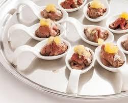 cuisine de a à z noel les 13 meilleures images du tableau cuillères apéritives sur