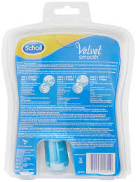 U K Hen G Stig Scholl Velvet Smooth Elektronisches Nagelpflegesystem Blau 1