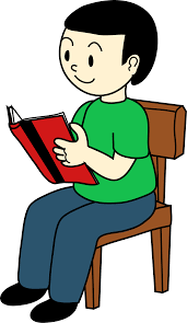 free good student sitting at desk clipart cliparts and others